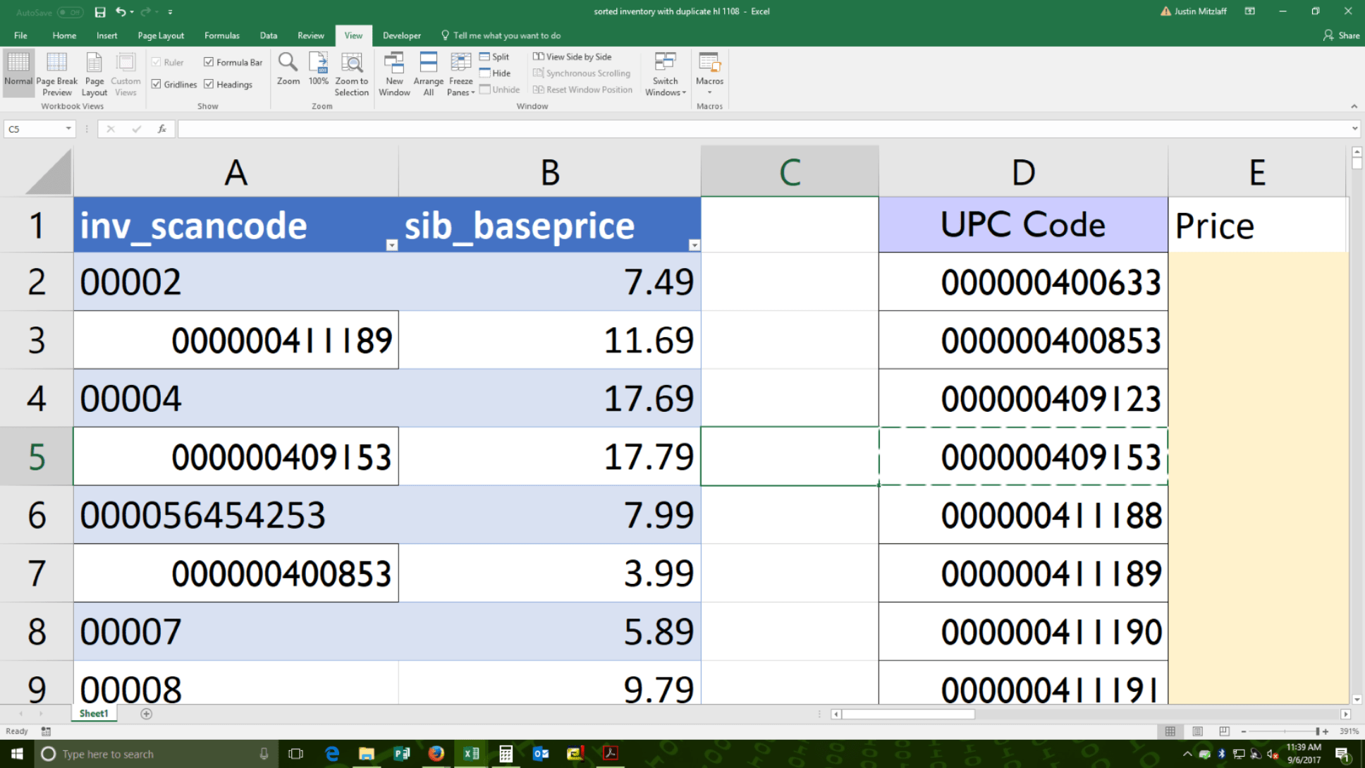 Worksheet Reference From Cell