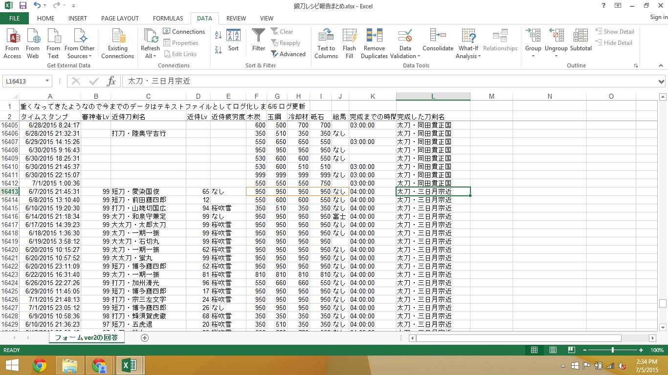 How To Show Most Common Multiple Data Across Values In