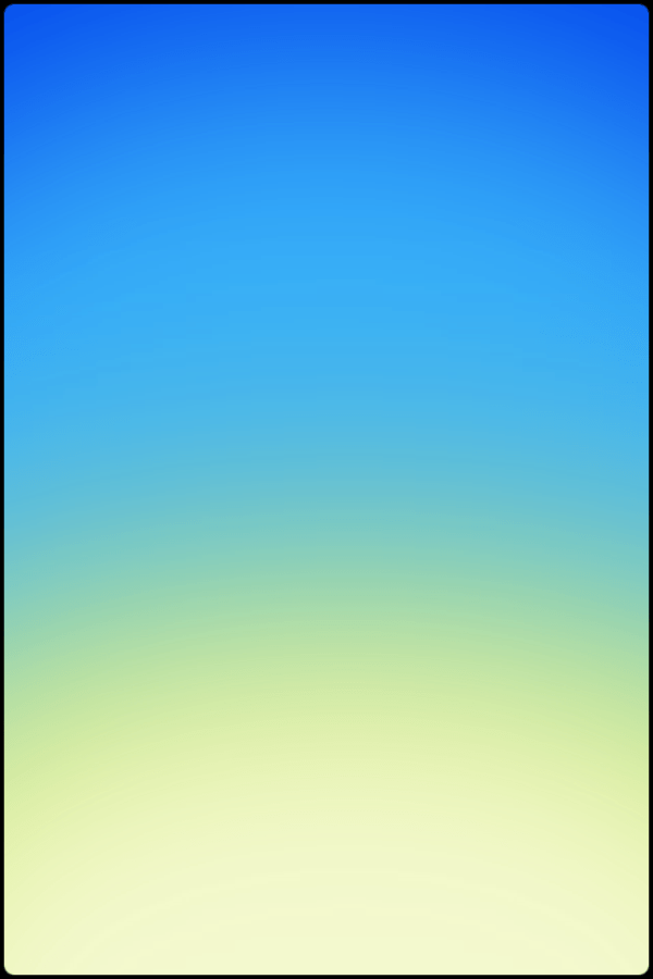 ios Creating an animated gradient background similar to