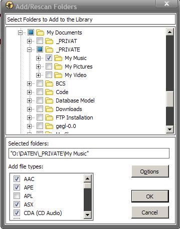 folderbrowserdialog - Qt - Selecting multiple folders ...