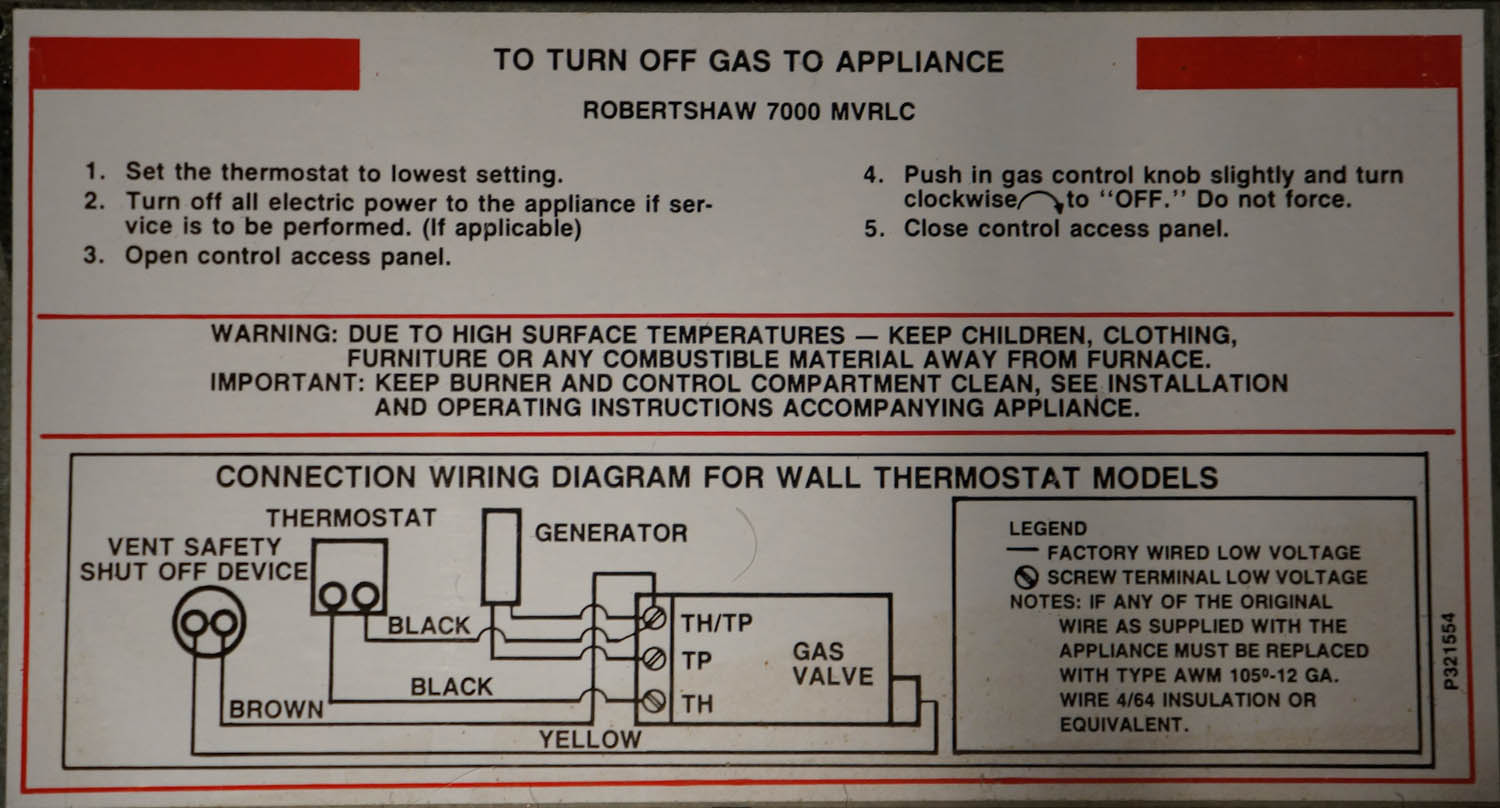 Baseboard Heater Wiring Instructions Free Diagram For You Honeywell Tl8230a1003 36 Electric Installation Cadet