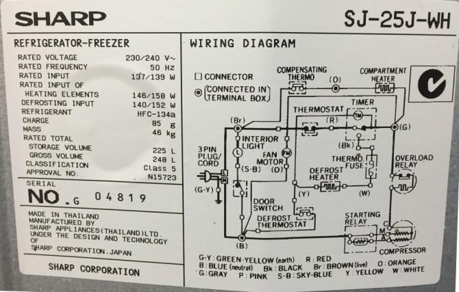 understanding fridge wiring diagram  home improvement stack