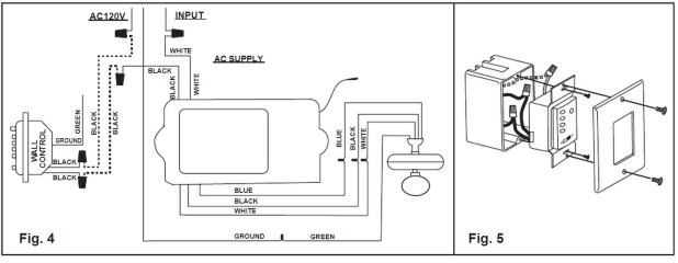 hampton bay ceiling fan wiring diagram with remote www. Black Bedroom Furniture Sets. Home Design Ideas
