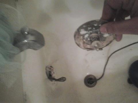 Plumbing How Do I Snake This Tub Drain Home