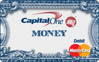 Image result for capital one 360 money debit card