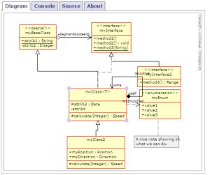javascript  Export Enterprise Architect Diagrams to XML