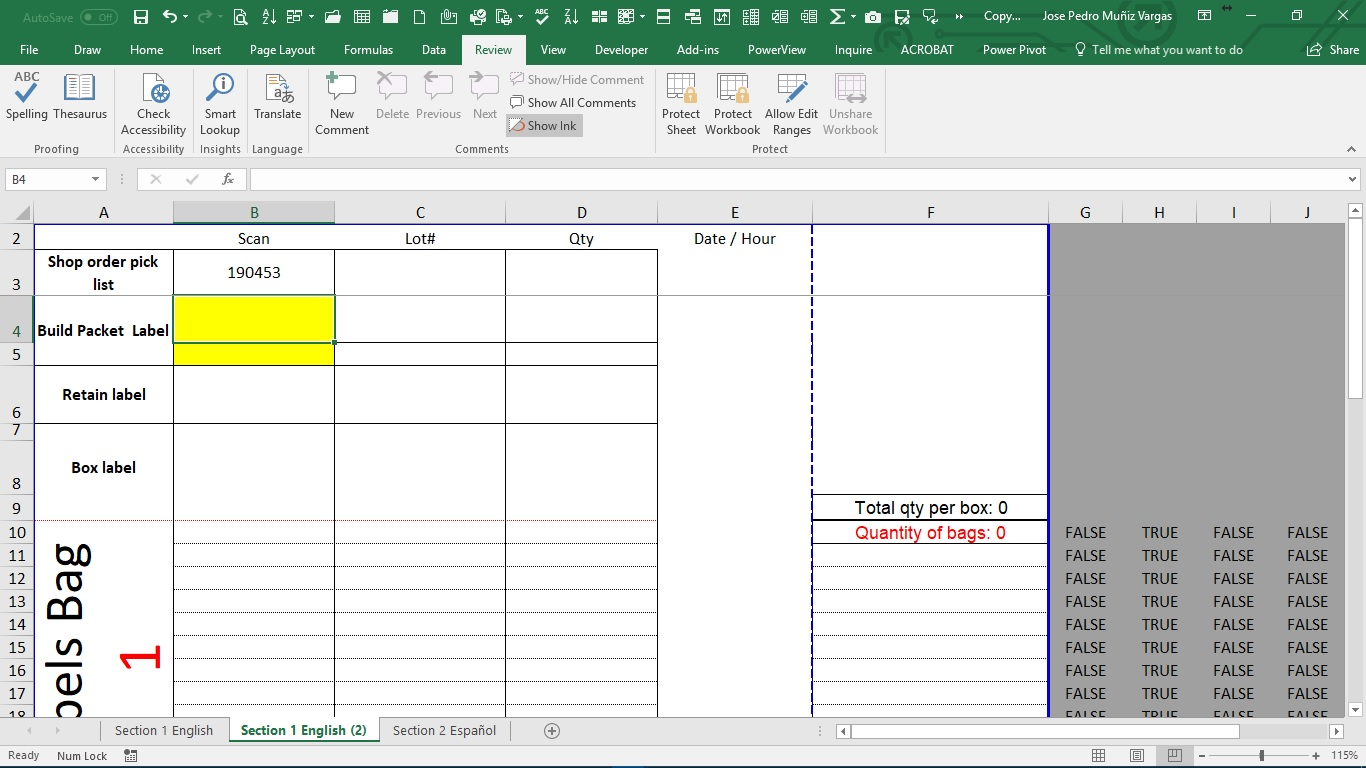 Excel Worksheet Change Event Not Working