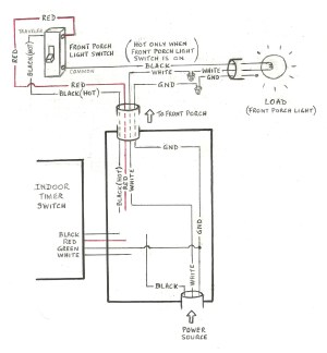 timer  Need help with wiring  Home Improvement Stack