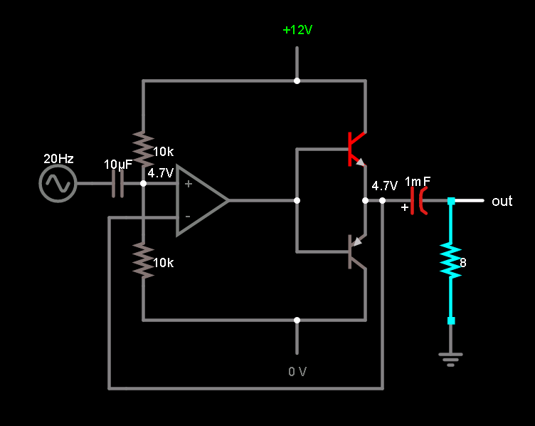 Design Of A Discrete BJT Current