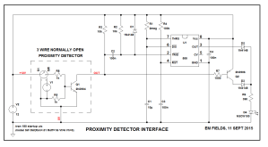 Proximity Switch Wiring Diagram For A | Wiring Library