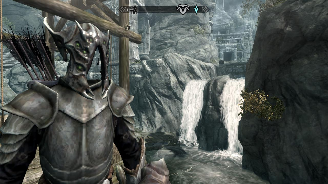 The Elder Scrolls 5 Skyrim Help Wheres My Face Arqade