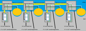 electrical  Would my Lighting diagram work?  Home