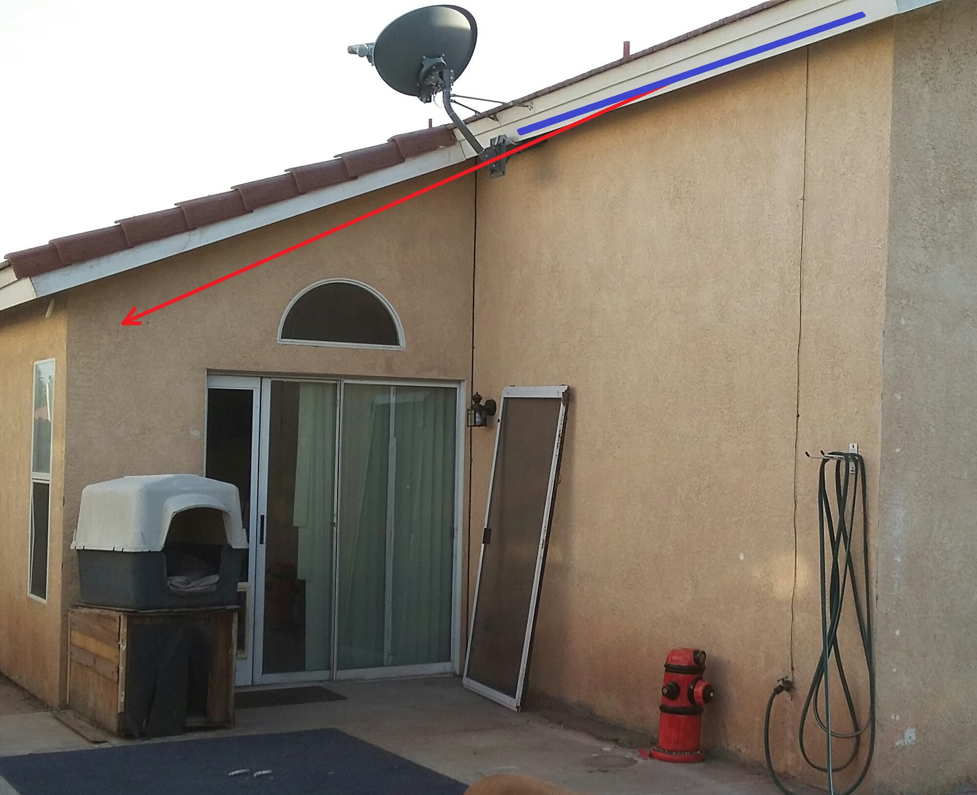 extend roof for patio cover home