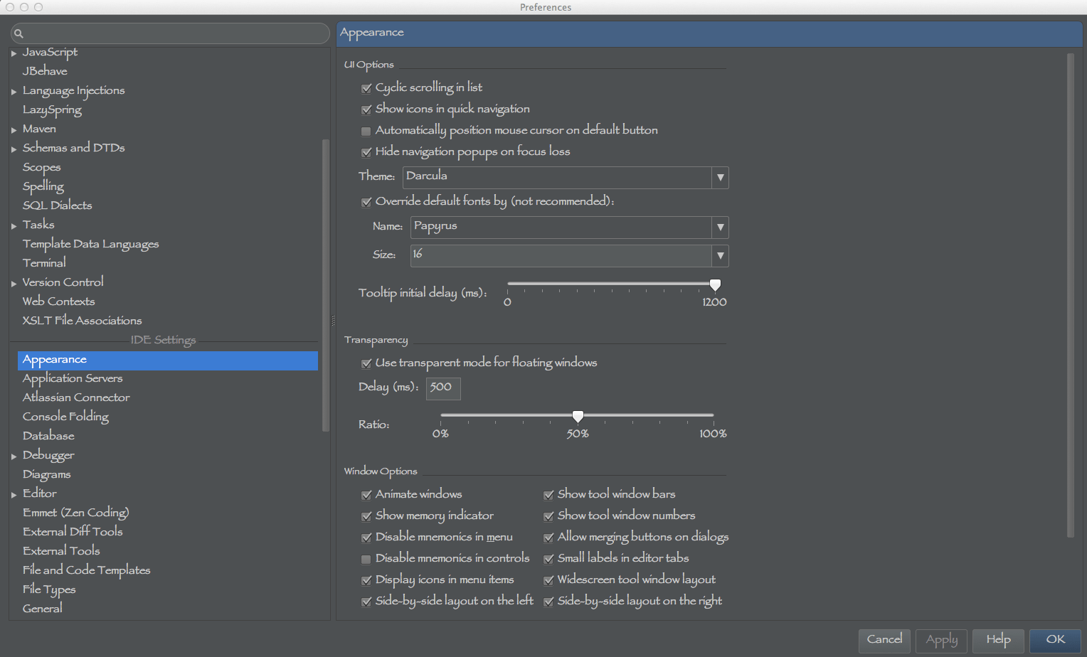 How To Change Font Size Of Data Views Tab Window In