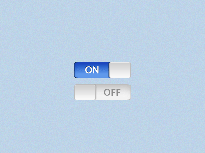 QML Toggle Button