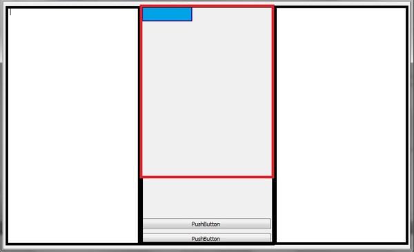 c++ - Qt resize widget inside another widget - Stack Overflow