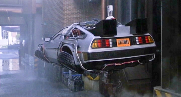 How Is A Hoverboard Powered In Back To The Future