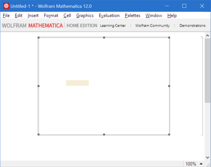 Mathematica 12 default graphic opacity is 0, i.e. invisible ...