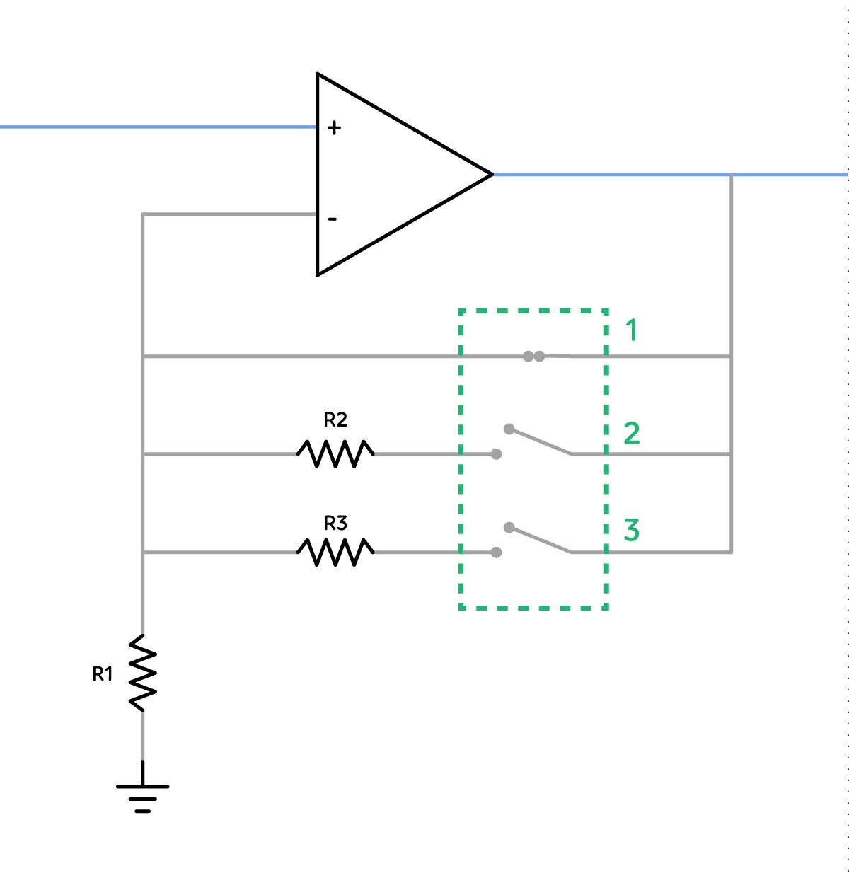 Arduino Controlled Audio Amplifier Gain