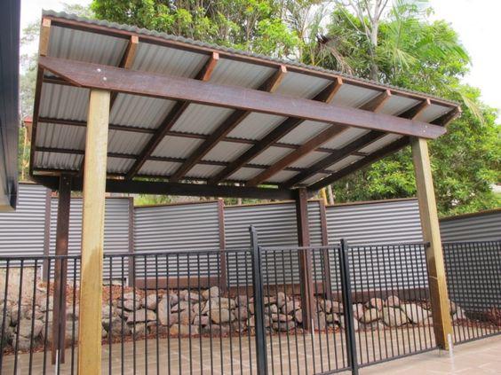 corrugated plastic roof panels