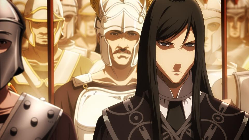 Fate Zero Who Are These Soldiers From Riders Ionioi