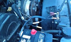 electrical  What is the correctfactory wiring for a