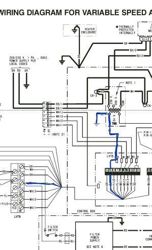 electrical  C WIRE MISSING, Trane AirHandler Variable