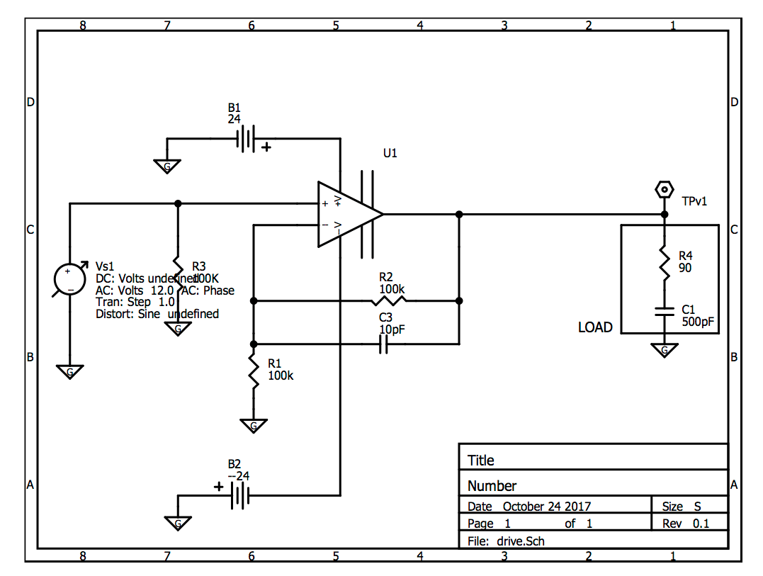 Limiting Current In An Ac Op Amp Circuit