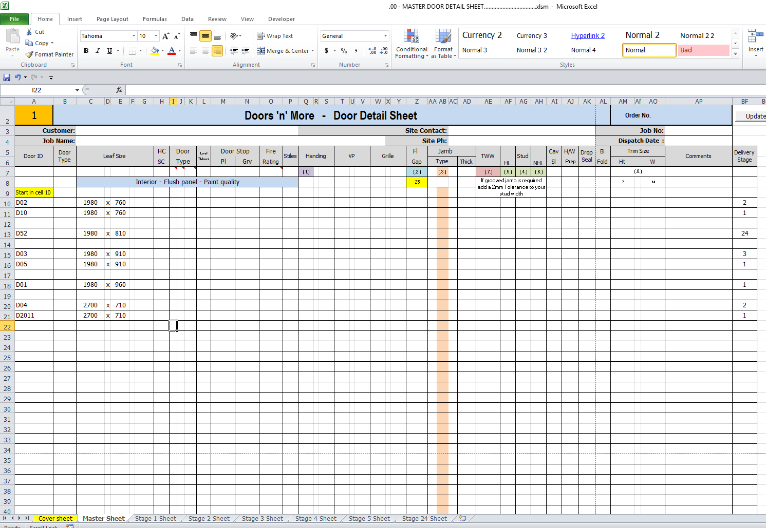 Excel Vba Based On Values In One Column Choose Whether To