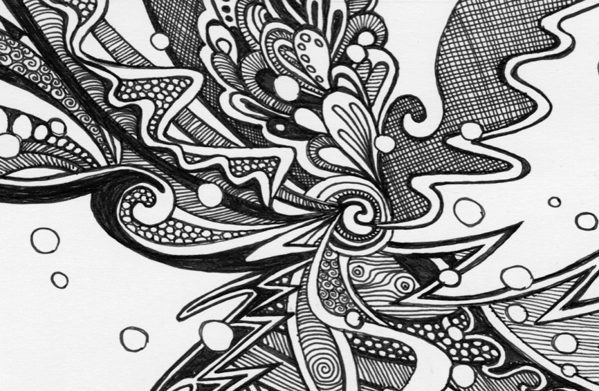 What Are Some Techniques To Drawing Abstract Art Graphic