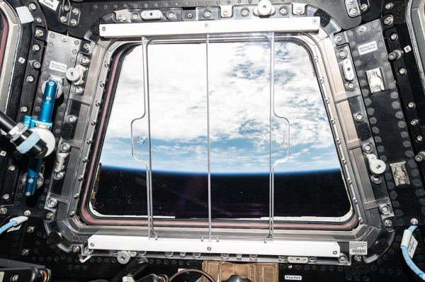 design Why does the ISS cupola have Interior Protective