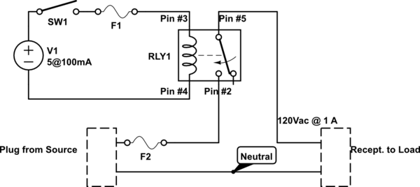 spdt relay circuit diagram  search for wiring diagrams •