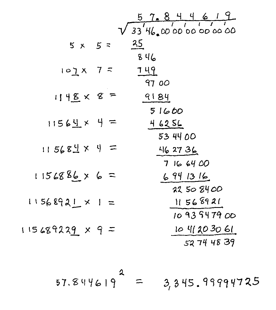 Cmv The Long Division Algorithm Is Obsolete And Should