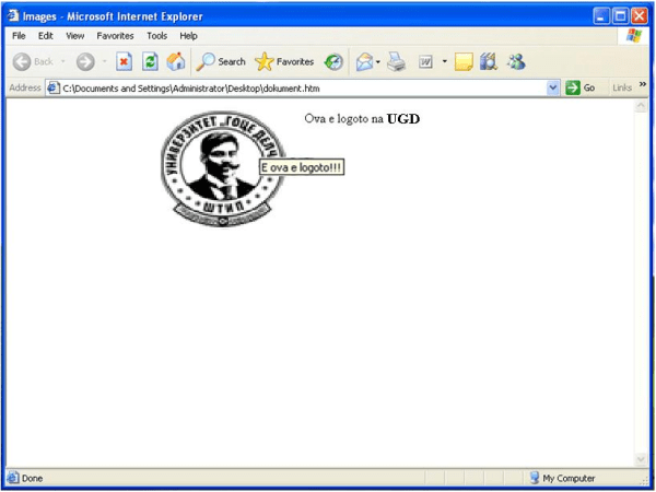 html - Alt tag not displayed on browser - Stack Overflow