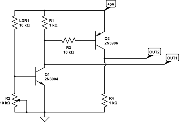 Switching Between Two Circuit Branches Using