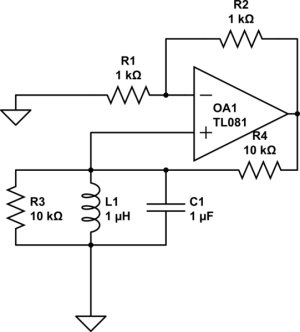 capacitance  How to make LC tank circuits oscillate