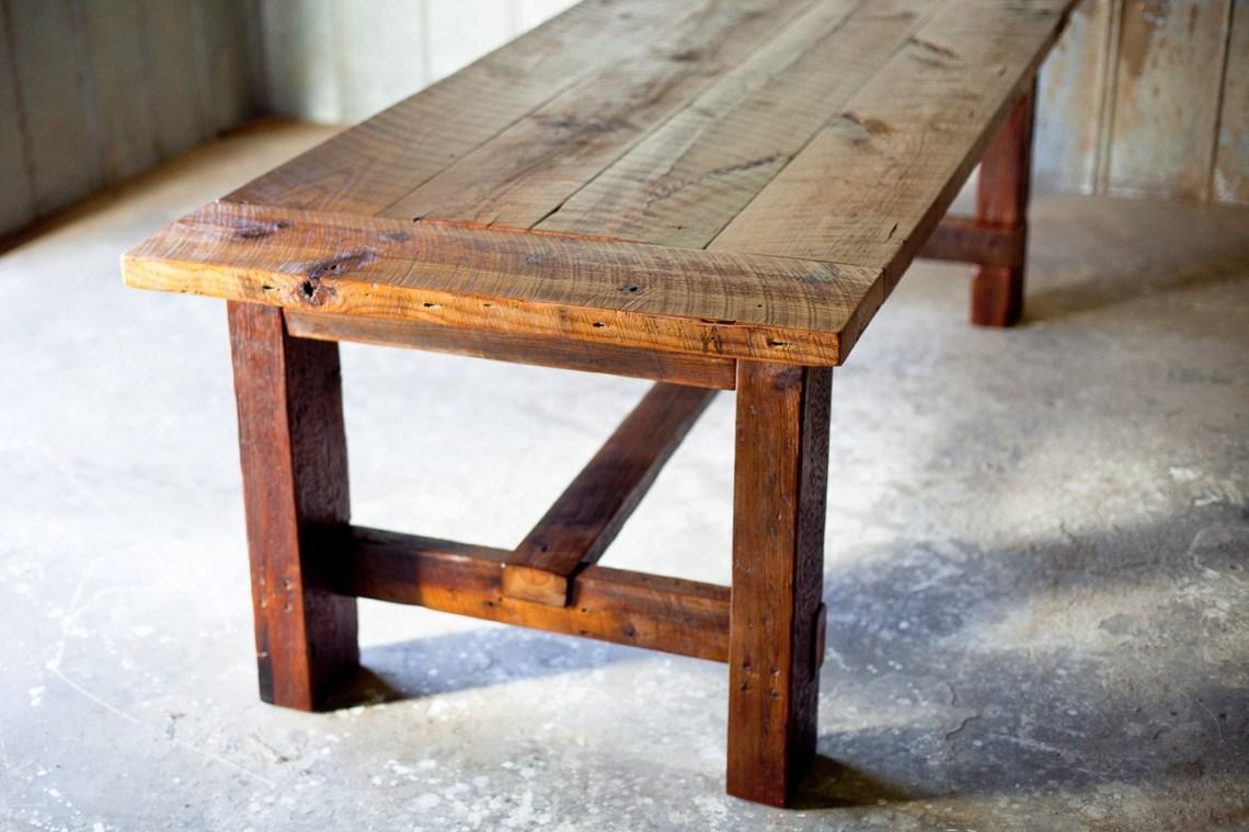 Farmhouse Dinning Table