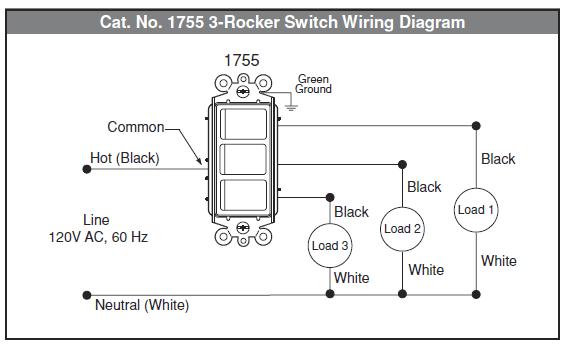 rocker wiring diagram  wire center •