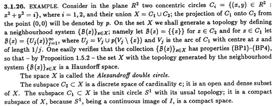 General Topology How To Prove Such A Space Is Hausdorff