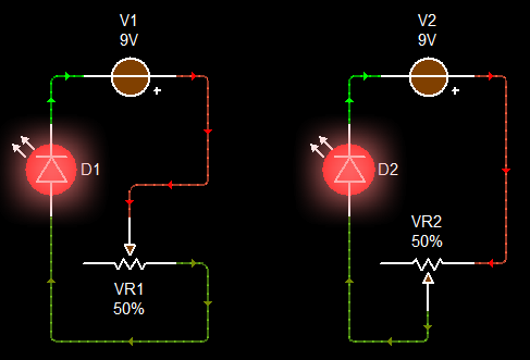 is there a wrong way to wire a potentiometer  electrical