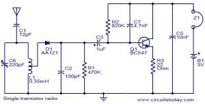 frequency  Crystal radio (AM receiver)?  Electrical