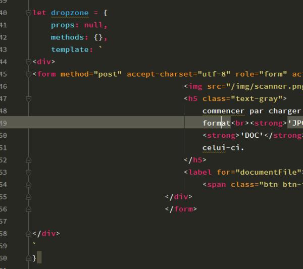 How to reformat HTML code in JavaScript file in PhpStorm ...