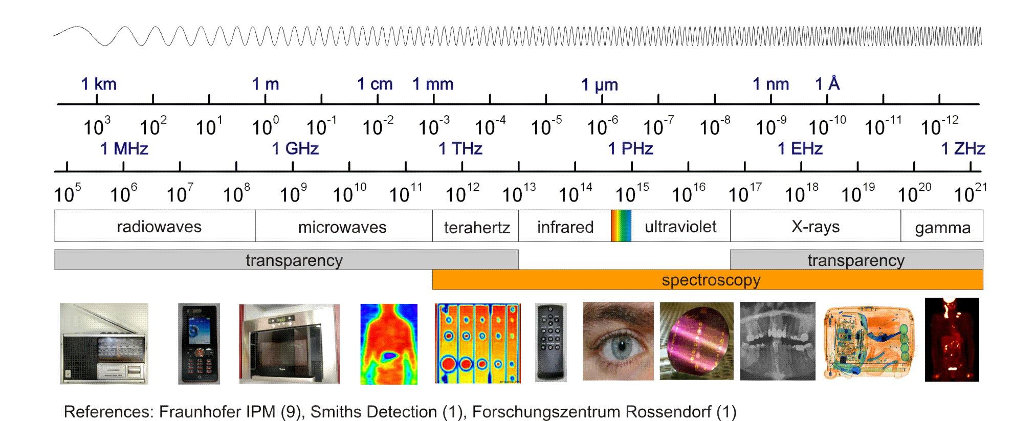 Electromagnetic Spectrum Activity Worksheet
