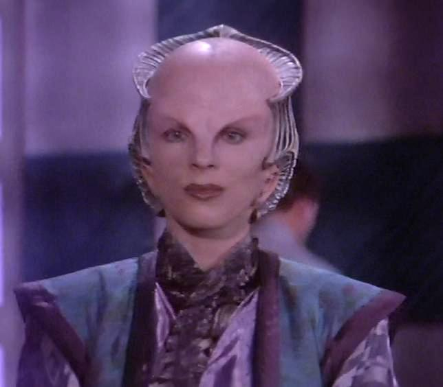 Is there an out-of-universe explanation for why Delenn began looking more  human? - Science Fiction & Fantasy Stack Exchange