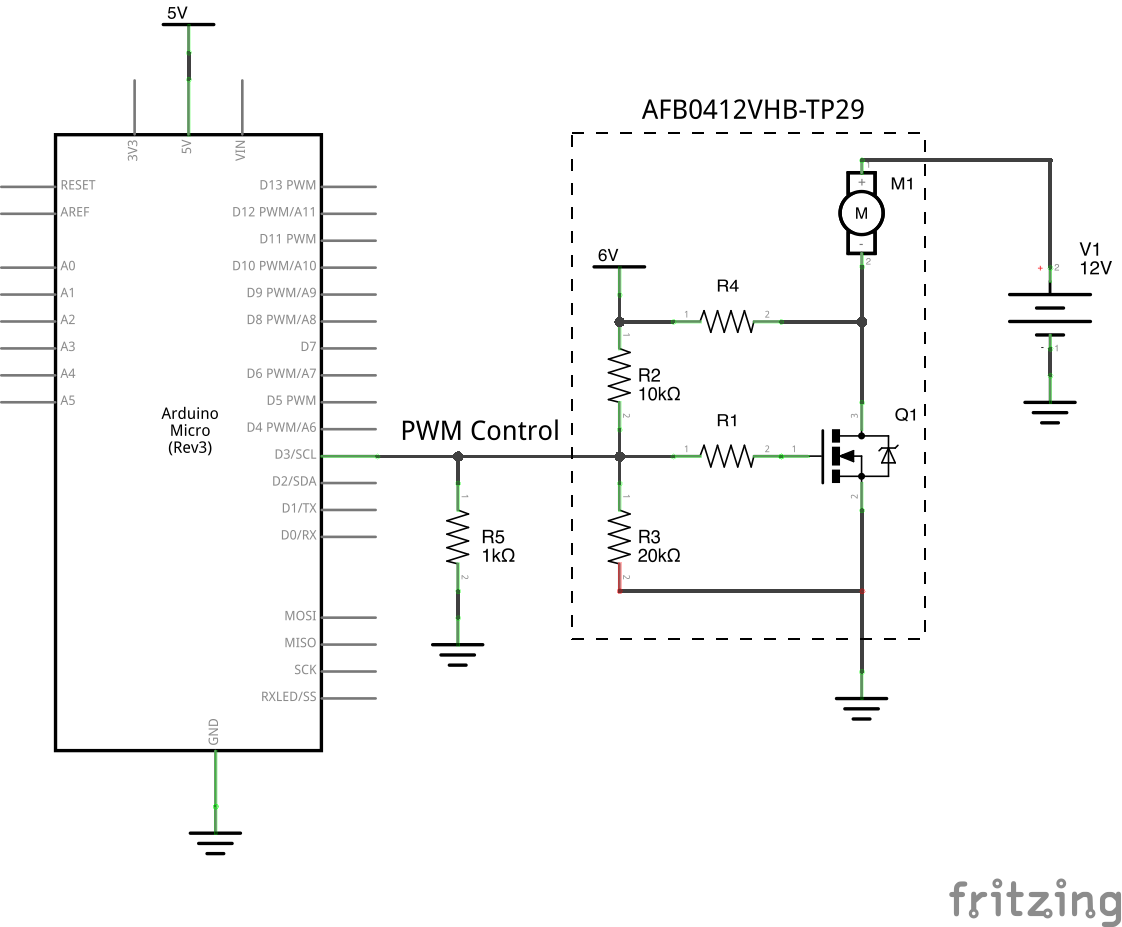 Proper Configuration Of A PWM Fan Which Should