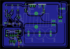 pcb  Is this a good layout for a 5A buck converter?  Electrical Engineering Stack Exchange
