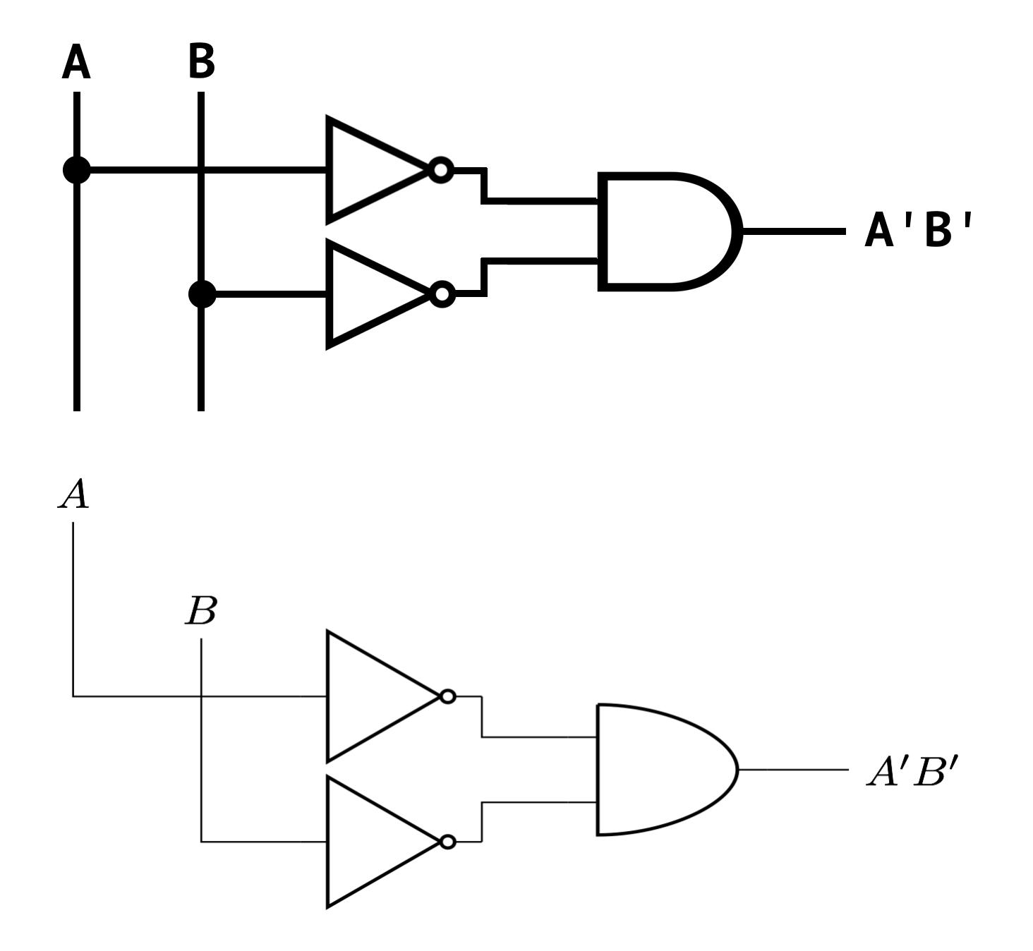 Optimizing Amp Fine Tuning Circuitikz Diagrams