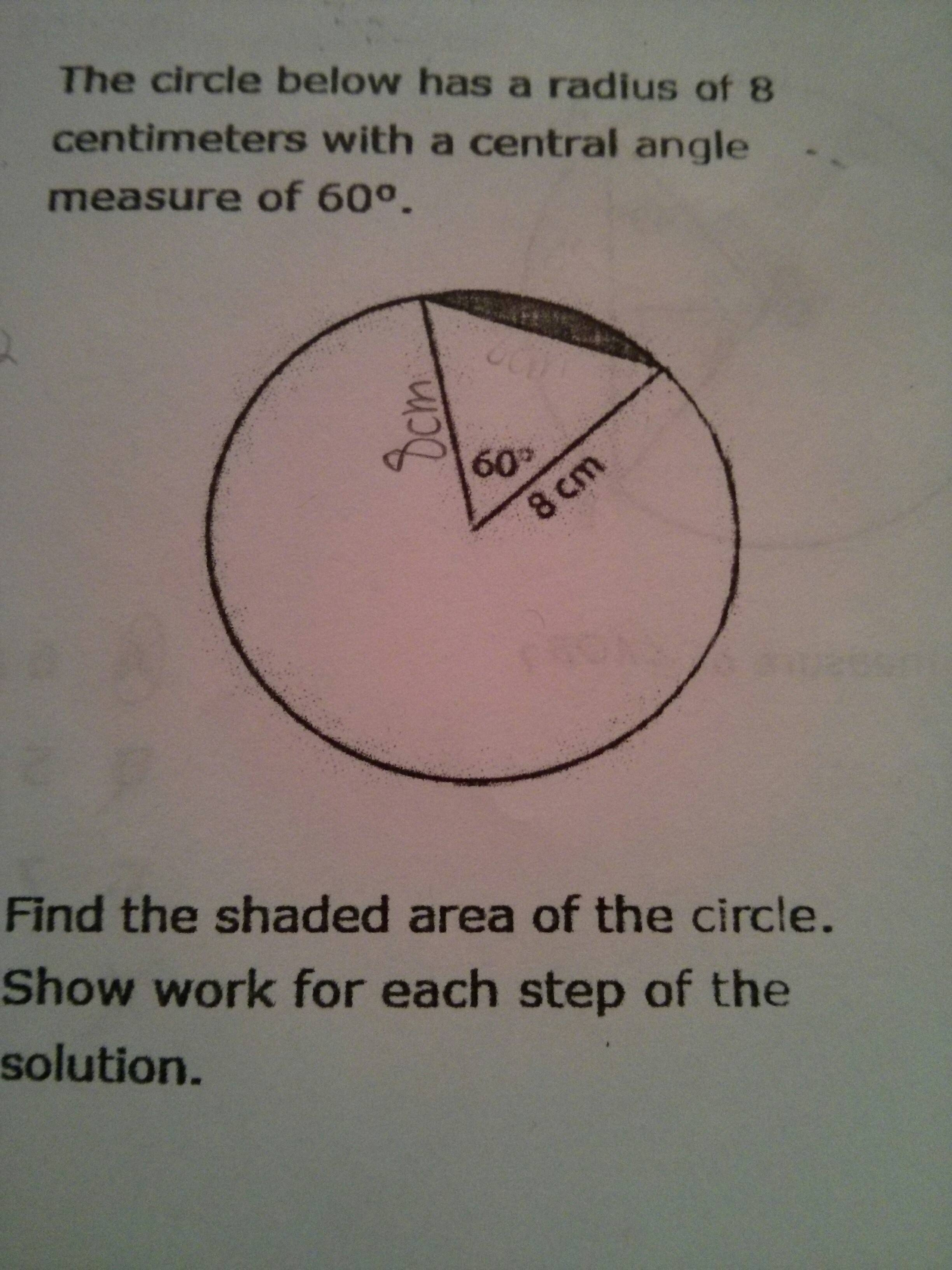 Area Of Circle Worksheet Multiplacation Worksheets