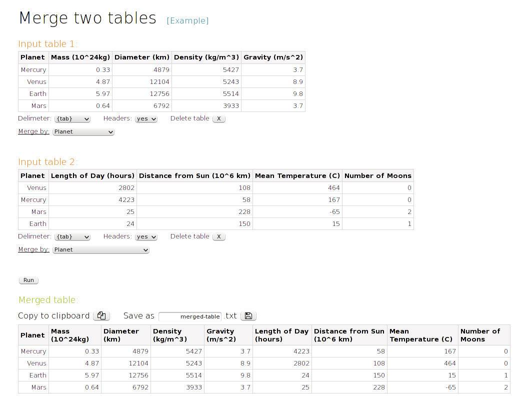 How Do I Merge Two Tables In Excel That Have Identical