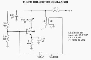 inverter  Is there an IC that inverts DC==>AC at the resonant frequency of a tank connected to